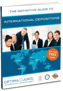 The Definitive Guide to International Depositions