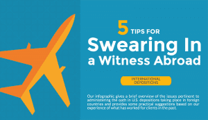 Swearing in a Witness Abroad
