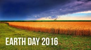 Earth Day 2016- 7 Tips for Going Green