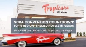 NCRA Convention Countdown: Top 5 Region-Themed Hotels in Vegas, #4: Tropicana