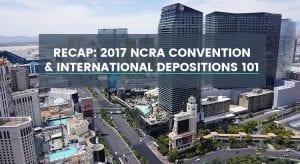 Recap 2017 NCRA