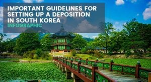 Important Guidelines For Setting Up a Deposition in South Korea