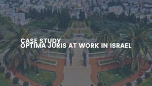 Case Study: A U.S. court reporting agency needs a realtime reporter for depositions in Jerusalem, Israel