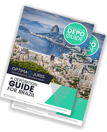 Court Reporters in Brazil for US Depositions