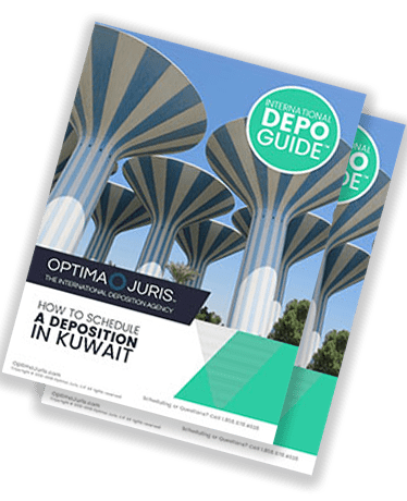 Kuwait court reporters for US depositions