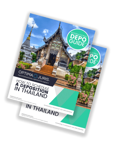 Thailand Court Reporters For US Depositions