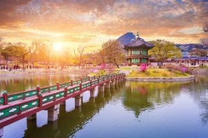 Depositions in South Korea