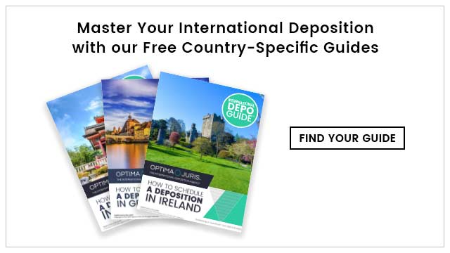 International Deposition Guides by Optima Juris