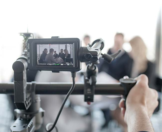 deposition videographer services